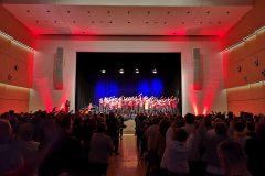 2019 Jubiläumskonzert in der Stadthalle Bad Neustadt